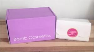 boxes (bomb cosmetics)